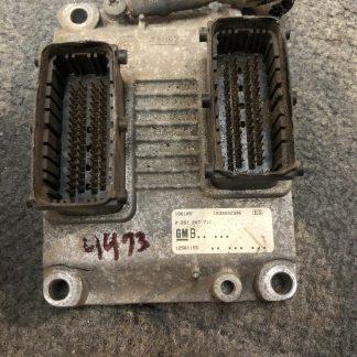 Computadora 2007 Cadillac CTS 261 207 711 3.6L PCM