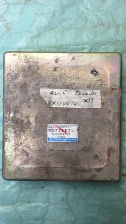 Computadora de motor 1994-1995 Mitsubishi Diamante ecm ecu MD756031