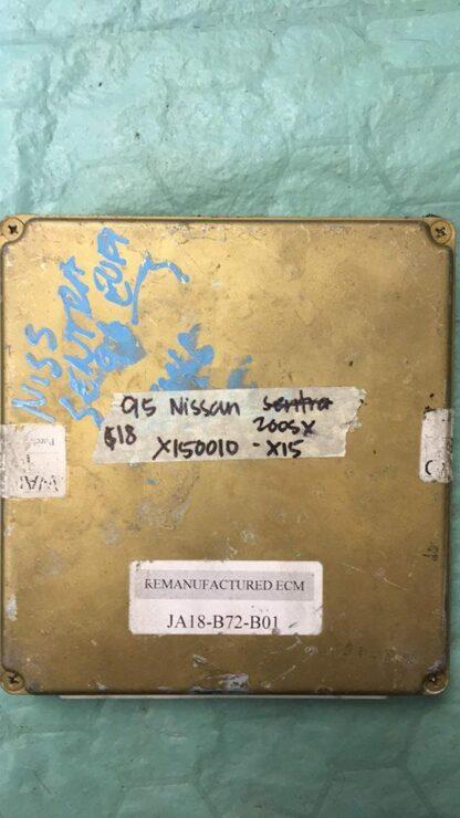 Computadora 1995 Nissan Sentra , 200sx ecm ecu JA18-B72-B01