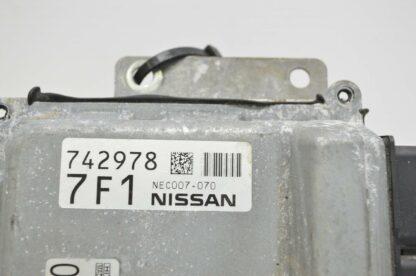 Computadora 2013-2015 Nissan Altima Ecm NEC007-070 B10 031
