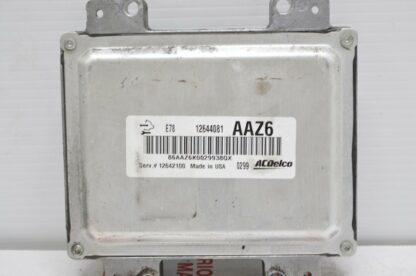 Computadora 2011 Chevrolet Cruze Ecm 12644081 F12 039